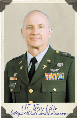 ltc terry lakin