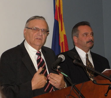 joe arpaio and mike zullo